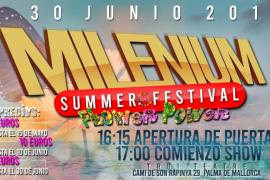 Milenium Escuela de Baile presenta 'Summer Festival Flower Power' en Trui Teatre