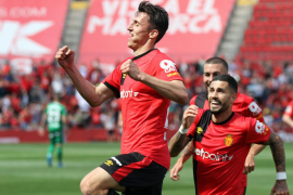 Budimir se queda en el Real Mallorca
