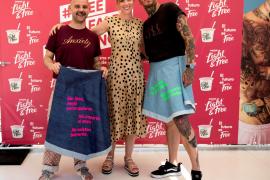 Presentan la falda unisex y unitalla para romper estereotipos