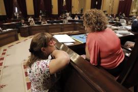 Més justifica el relevo de Santiago, Vidal y Ensenyat por la urgente necesidad de una renovación