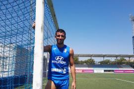 Hugo Díaz: «Con el 1-0 tendremos licencia para soñar»