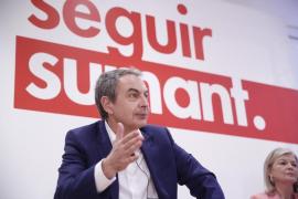 Zapatero dice que la querella de Vox «no merece calificación»
