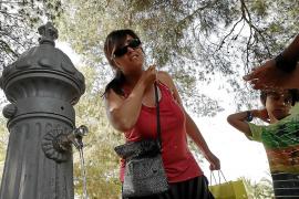 Mallorca registró este jueves temperaturas mínimas hasta 8,9 grados por encima de lo normal