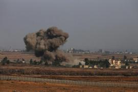 Medio centenar de muertos en combates al norte de Siria
