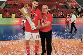 Fichaje estelar del Palma Futsal