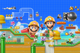 Un Super Mario infinito para tu Nintendo Switch