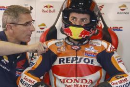 Jorge Lorenzo se fractura una vértebra y no correrá el Gran Premio de Holanda