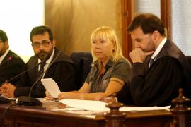 Condenada a 14 años de cárcel la mujer que mató a cuchilladas a su marido en Cala Millor