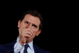 Rivera anima a los discrepantes con la política de Ciudadanos a crear su propio partido