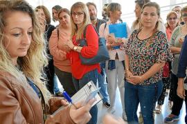 La mitad de las enfermeras no superan la primera oposición en diez años en Baleares