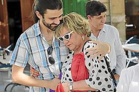 Llucmajor dignifica la memoria de Julià Fullana, que fue arrojado al pozo de s'Àguila
