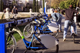 Bicipalma amplía su servicio a los turistas