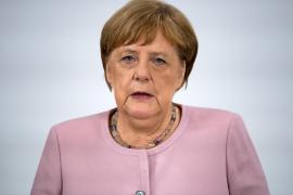 Angela Merkel habla por primera vez sobre sus temblores