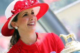 La princesa Haya de Jordania, desaparecida desde el 20 de mayo
