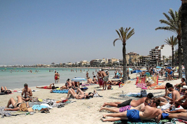Las reservas hoteleras en la Isla bajan al 75 por ciento este mes de julio