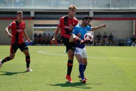 Las Rozas deja al Mallorca B sin ascenso