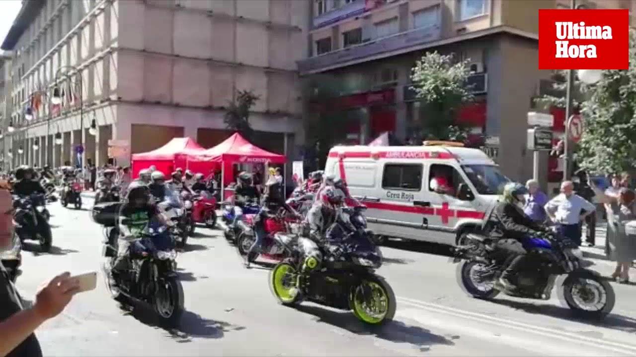 Más de 2.000 motos en la 23 concentración de Rock FM Mallorca