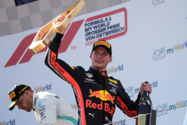 Verstappen gana en Austria y Sainz es octavo
