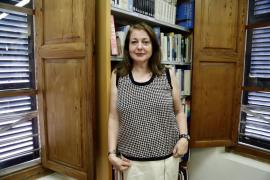 Mari-Àngels Roque, viuda de Baltasar Porcel: «Fue importantísimo para las letras y el periodismo»