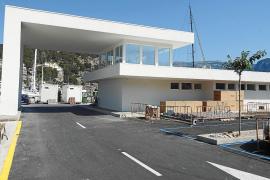 La inminente finalización de los edificios del muelle cierra un ciclo de 16 años de obras en Sóller