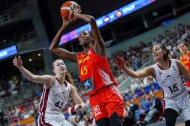Ndour y Oubiña llevan a la selección española a los cuartos de final del Eurobasket