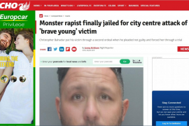 Un inglés que denunció torturas de la Guardia Civil, condenado por violación