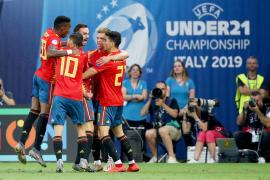 España sub-21 conquista Europa