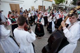 El XIX Festival Folklòric en Santa Gertrudis, en imágenes (Fotos: Daniel Espinosa).
