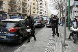 Detenido un expresidiario por vender joyas robadas y agredir a su cómplice en Palma