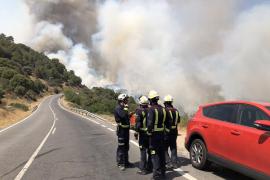 Contenido el incendio de Toledo y Madrid tras quemar 3.300 hectáreas