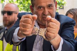 Ancira paga la fianza impuesta por el juez para salir de la prisión de Palma