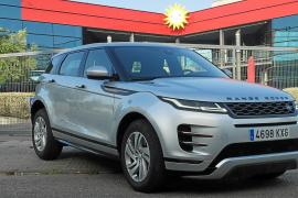 Nuevo Range Rover Evoque, mucho más tecnológico y 'resultón' que nunca
