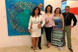 Carolina Amigó expone en la galería Dionís Bennàssar