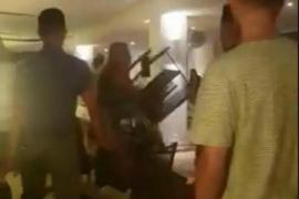 Un grupo de futbolistas de la Premier League protagonizan una pelea en un hotel de Ibiza