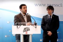 La justicia europea rechaza las medidas urgentes para Puigdemont y Comín