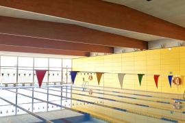 El IME cierra la piscina de Son Roca por un desprendimiento