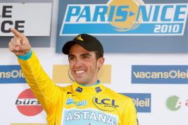 Alberto Contador reeditó su triunfo de 2007 secundado por Valverde y L. León