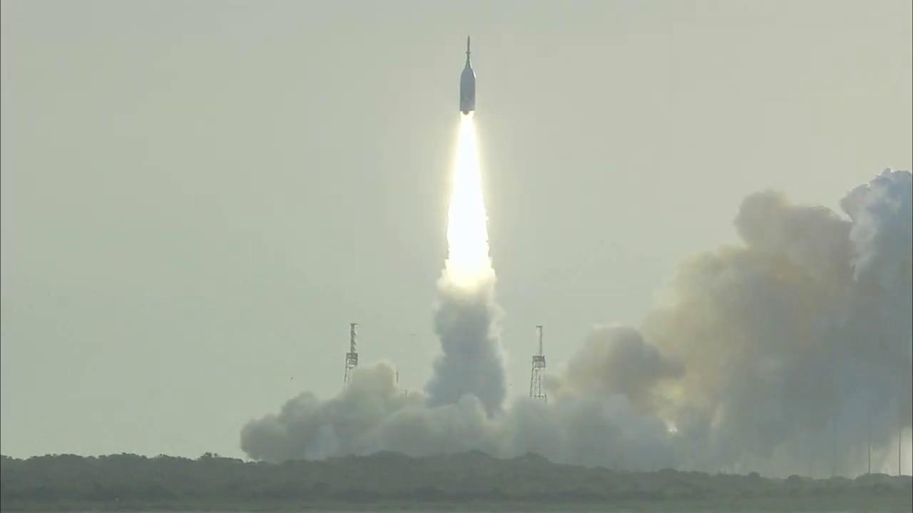 Éxito en la prueba de aborto de lanzamiento de la nave Orion