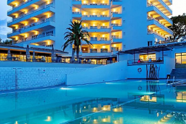 La cadena Room Mate elige Magaluf para abrir su primer hotel de playa