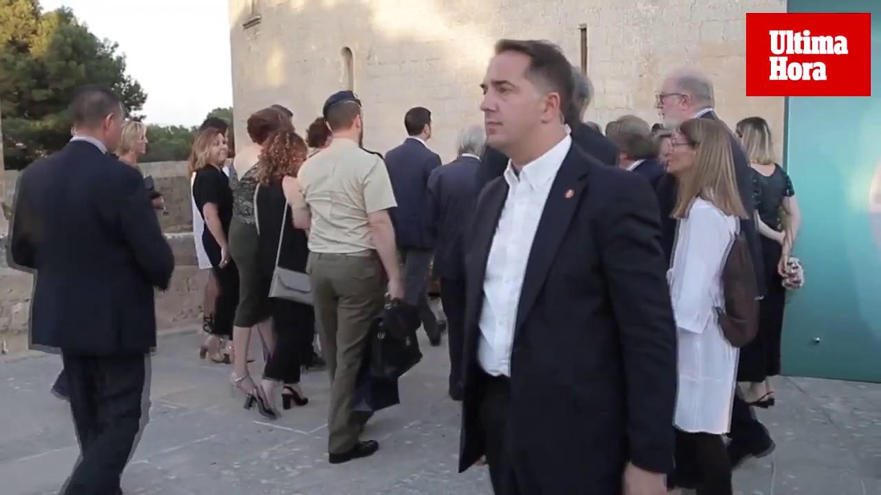 La reina Letizia inaugura en Palma el Atlàntida Film Fest