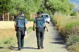 Una mujer de Montuïri resulta herida en un brazo por el disparo de un rifle