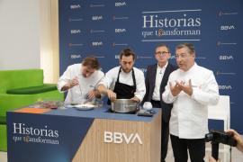 BBVA y El Celler de Can Roca lanzan un programa de becas en innovación gastronómica