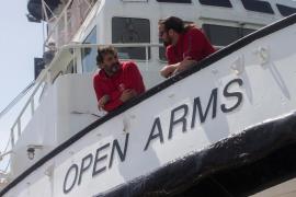 El Gobierno avisa al Open Arms: Si rescata migrantes, puede ser multado con 900.000 euros