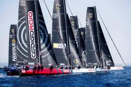 La Copa del Rey de vela en Palma estrenará un nuevo sistema de clasificación
