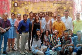 Seis patios de Palma acogerán las obras de Insòlit