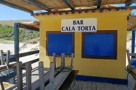 Cierra el chiringuito de Cala Torta, en Artà, a la espera de su demolición