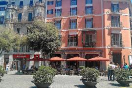Ordenanza de terrazas en Palma