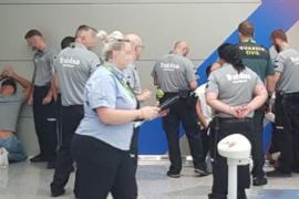Cuatro detenidos por una violación grupal a una turista en Mallorca