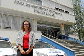 Joana Maria Adrover: «En unos meses tendremos un nuevo jefe de policía»