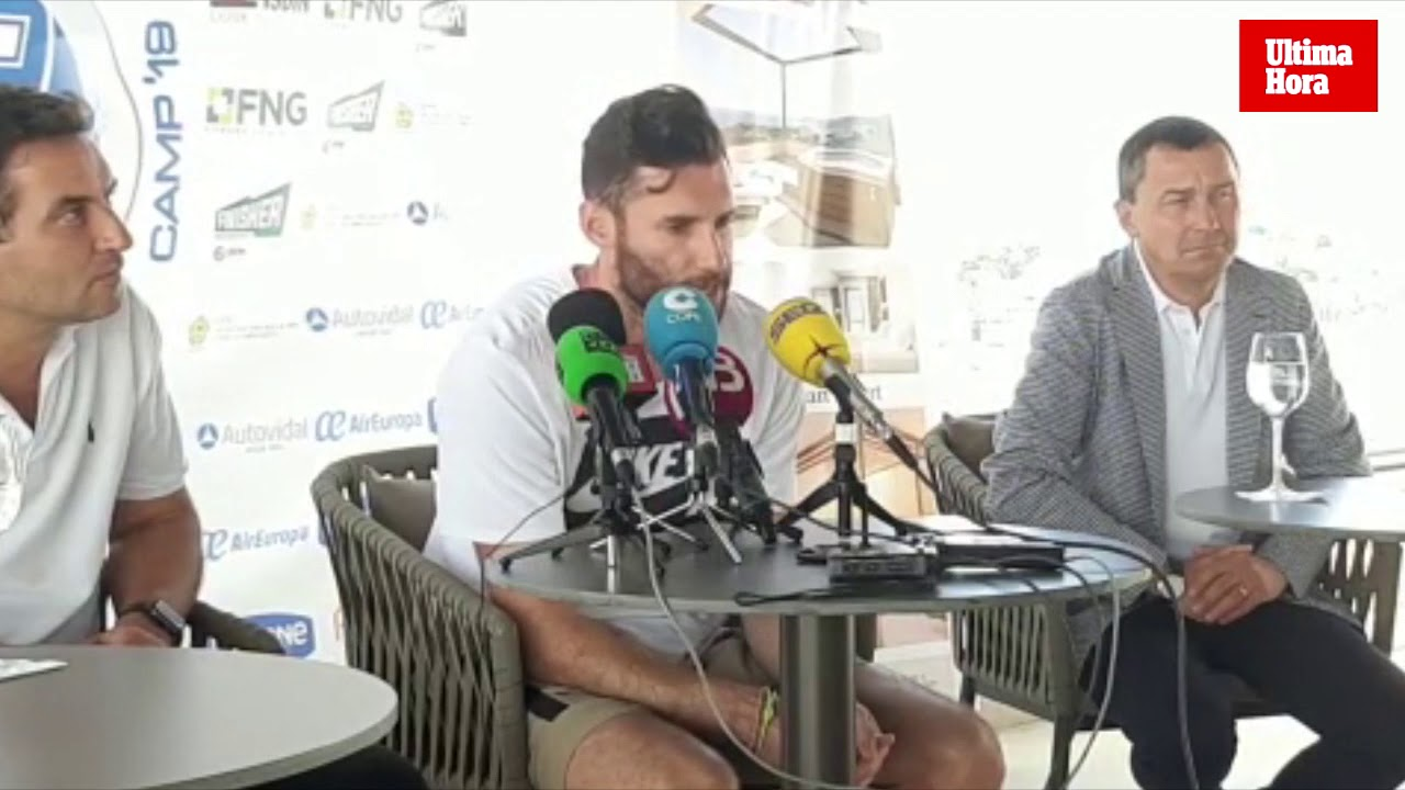 Rudy Fernández: «Alex Abrines ha demostrado un gran valor»
